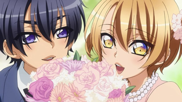 LOVE STAGE!! - 01