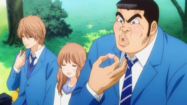 Ore Monogatari 09